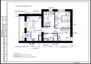 расстановка мебели квартира дизайн люберцы