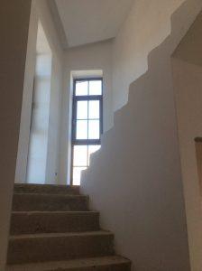дизайн дома в Люберцах фото лестница