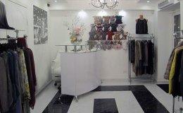 Дизайн магазина модной одежды г. Люберцы