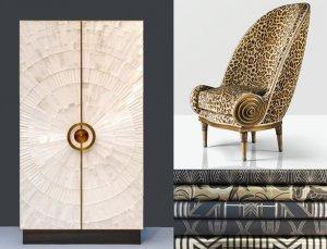 мебель в стиле арт деко