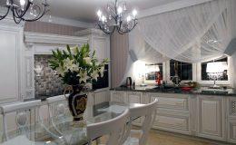 Элегантный интерьер современной квартиры г. Люберцы
