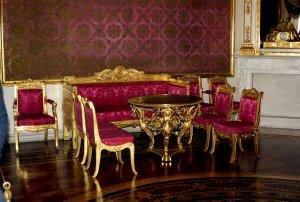 красная комната дворец юсупова