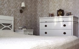 Дизайн интерьера квартиры, спальни г. Люберцы